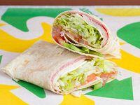 Wrap o Burrito Trío de Carnes