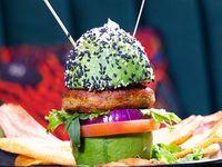 AVO Veggie Burger