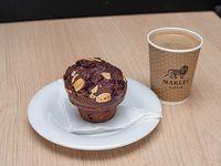 Promo desayuno - Café de grano mediano + muffin