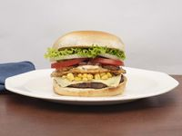 Burger Criolla Adicta