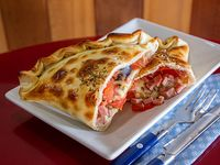 Empanada napolitana al horno