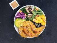 Katsu Shrimp Bowl