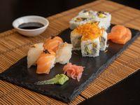 Combinado nikkei (14 piezas a elección del chef)