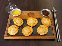 Empanadas Hun tun (6 unidades)