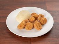 Nuggets con guarnición