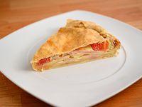 Tarta napolitana (porción)