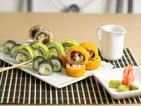 Promoción vegetariana - 36 piezas