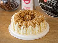 Torta helada manjar de dulce de leche (10 porciones)