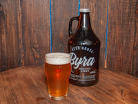 Growler de P.E.T 4 litros de cerveza lager