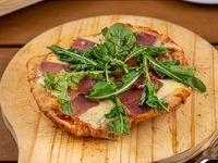 Pizzeta española