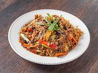 Chop suey de arroz