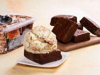 Combo Litro + 6 Brownies