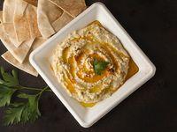 Hummus 150 gr  (Puré de garbanzos)