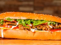 Sándwich Lujurioso de Carne
