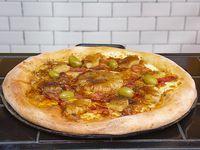 Pizza tradicional tropical grande