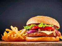 Tasty Burger Original