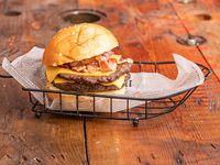 Pa' La Gorda burger