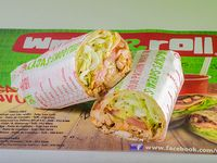 Wrap barbacoa
