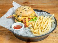 Combo 1- La Burger