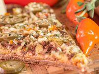 Pizza Mexicana en Porción