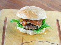 Porktor burger