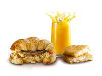 Combo Croissant™ Huevo  Salchicha y Hashbrown