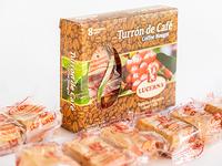Caja Turron Cafe X 8 Unidades 160g