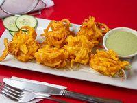 Onion bhaiji