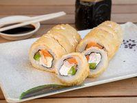 Sake fusión roll