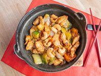 28 - Pollo con castañas