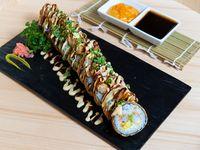 Ebi Crunch Especial Roll