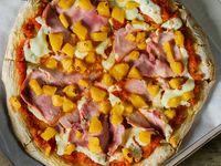 Pizza Piña Caramelizada co