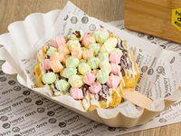 Waffle pop en las Nubes