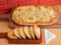 Combo -  6 empanadas + 1 pala mozzarella