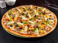 Pizza naturista