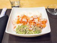 Sushi salad California