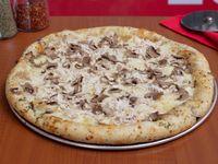 Pizza Pollo & Champiñones