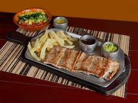 Lomo de Cerdo a la Plancha o BBQ