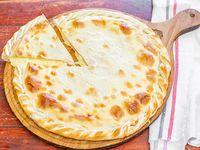 Tarta grande de jamón y queso (8 porciones)
