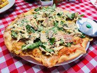 Pizza Huerta Papper