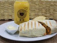 Combo Burrito Real Foods