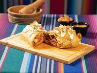 Burrito chimichanga