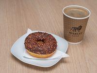 Promo desayuno - Café de grano mediano + donna
