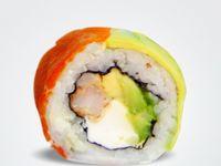 Rainbow roll (8 unidades)