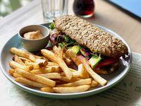 Sándwich de Pollo Campesino