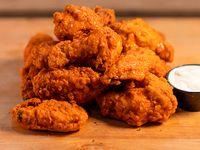 Bandeja de Buffalo Wings -18 Alitas