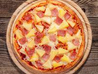 Pizza Hawaiana Personal + Jugo Hit 200 ml
