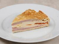 Torta napolitana (porción)