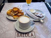 Combo - Café con leche + tostada + jugo de naranja