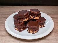 Alfajor de chocolate x250gr